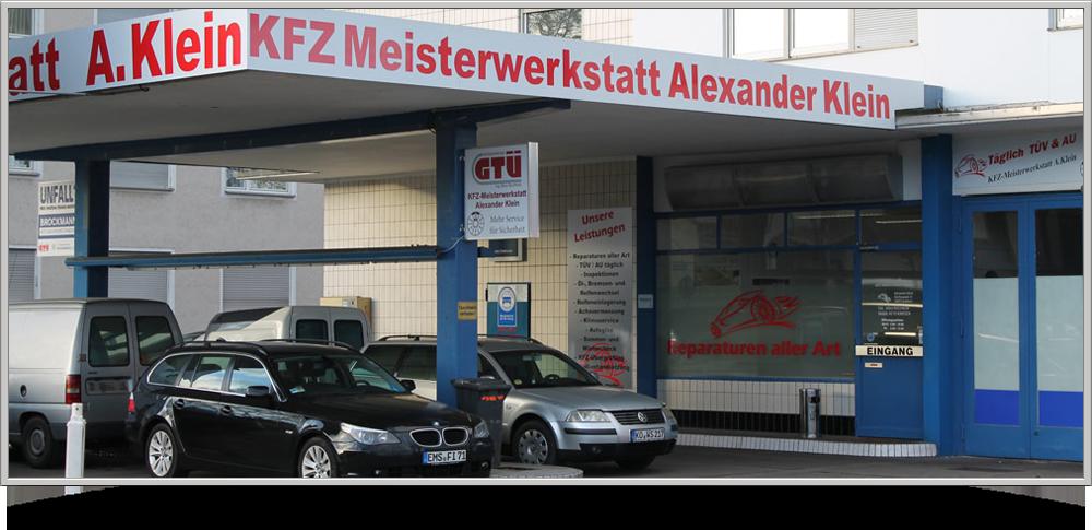 Alexander Klein KFZ Werkstatt Koblenz